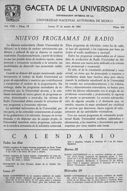 Calendario Del 1961.Archivos